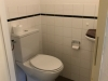 Nieuwe WC huisje ameland vakantie