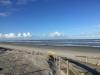 Strand bij Buren huisje ameland vakantie
