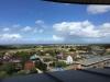 Uitzicht vanuit Natuurmuseum Nes